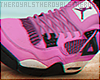 Hot Pink 4s ? M