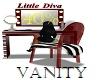 ~Oso LilDiva Vanity kids