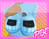 *PBC* +A PoPo Blue