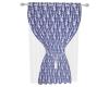 Idor Blue Curtain