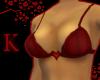 Katie-Heart Bra Top