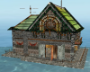 Flying Stone House