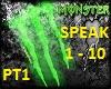 DON'T SPEAK (PT1)