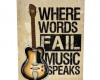 Music Seaks-Poster