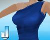 Blue Meditation Robe