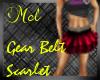 Gearbelt Scarlet