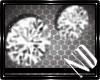 ~Lacey Diamond Plugs~