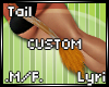 ℂ Gingersteak Tail