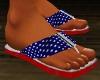 ~D~ USA Sandals  [M]