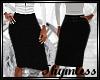 Charcoal Tweed Skirt