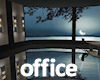 !Office by moonlight