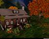 Fall Lake House