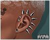 Ear Spikes