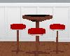 -RJ- 3 Stool Table