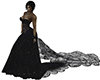 SCP-Goth Wedding Gown