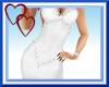 W| Sexy White Dress