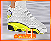 ! Yellow Sneakers F
