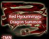 Red Hyourinmaru Summon
