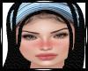 Headband Stripes B&W