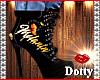 {iLL} Melanin Boot'D (B)