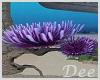 Sea Flower Purple