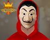 A. Money Heist - Mask