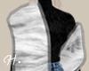 H. Fur on Shoulder