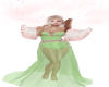 flower Floral Fairy Gown