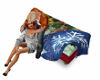 =kJ= Romantic Xmas couch