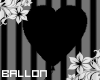 *J black Balloon