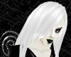 Fallen Ayu Hair - White