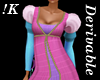 !K! Derive Empire Gown 1