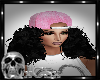 CS Clary Hat Hair Black