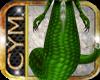 Cym Medusa Tail