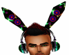Rave Bunny Headphones M