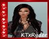 {K} Kardashian 27 Black