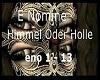 Enomine Himmel p1