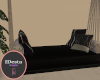 onyx black room swing