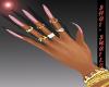 Sweet Pink Nails..