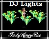 Flower DJ Lights G/Y