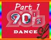 Remix Dance 90' Part 1