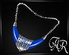 AR* Necklace Light Blue