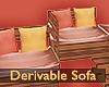 ∑I Sofa Derivable