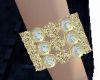 GoldNDiamond bracelet/R