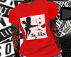Stem Vday Be Mine Tee