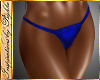 I~RLS Blue Bikini Bottom