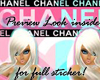 Support Chanelbabe420