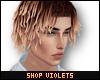 V| Dreads Blonde Ombre