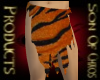 Tiger skin loin cloth