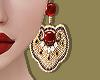 如意 Wishful Earrings